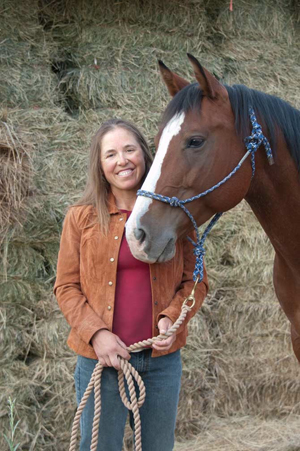 Brenda Reynolds Embraces Life with Horses